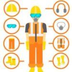 آشنایی با وسایل و تجهیزات حفاظت فردی مطابق با مبحث ۱۲ مقررات ملی ساختمان