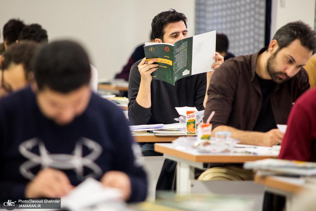 گزارش تصویری برگزاری آزمون نظام مهندسی بهمن ۹۷