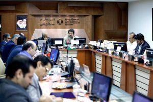 تشکیل کمیته (HSE) در کشور و برگزاری همایش نشان تعالی HSE